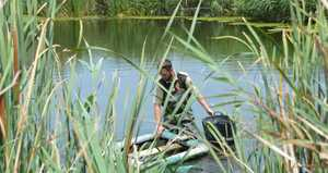 El Consorci riu Millars inicia la campanya de control de tortugues ex�tiques al paisatge protegit