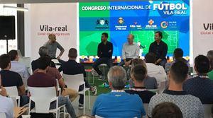 El IV Congr�s Internacional de Futbol porta figures de primer nivell a Vila-real
