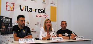 El I Torneig Ciutat de Vila-real cita dissabte als millors valors del fisicoculturisme amb vocaci� de consolidar-se en  el calendari local d'esdeveniments esportius