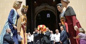 Vila-real acomiada el primer tinent d'alcalde, Pasqual Batalla