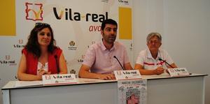 Creu Roja recapta fons per als seus programes d'atenci� social a Vila-real amb la I Marxa Solid�ria