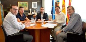 Benlloch reuneix al consell de la Xarxa Valenciana de Ciutats per la Innovaci� per a dissenyar accions conjuntes per la innovaci�