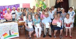 Els majors de Vila-real  celebren el seu dia amb un acte de reconeixement a la Casa dels Mundina