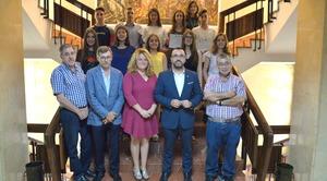 La C�tedra d'Innovaci� Cer�mica Ciutat de Vila-real lliura els premis del V Concurs escolar