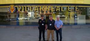 La Policia Local serveix de model a Girona per a l'organitzaci� de dispositius de seguretat al futbol