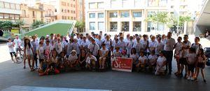 Creu Roja celebra la I Marxa solid�ria a Vila-real