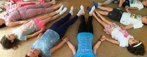 Tallers per la igualtat: taller de ioga creatiu