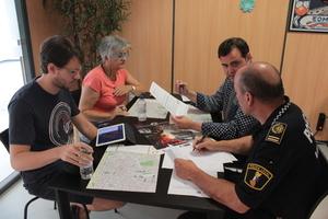 Vila-real garanteix la seguretat de ve�ns i participants en els preparatius de la segona edici� del Last Day Zombie