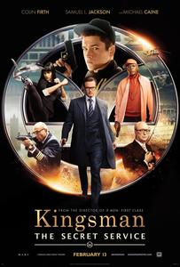 Cinema d'estiu - Kingsman, Servicio Secreto