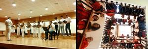 Concert d'estiu de la Coral Sant Jaume de Vila-real i la Coral Borrianenca
