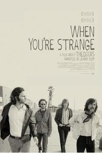 Cinema Rock - When You're Strange