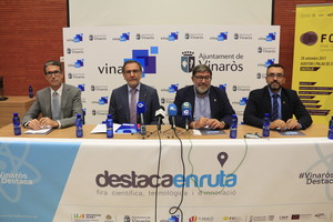 La fira Destaca es consolida com el primer esdeveniment de transfer�ncia de coneixement de la Comunitat Valenciana i s'est�n per la prov�ncia amb noves accions en ruta