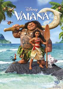 Cinema d'estiu - Vaiana