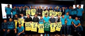 L'alcalde i el Villarreal promocionen Vila-real com a Ciutat del Futbol i de la Salut i de l'Esport a Argentina