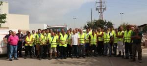 Els treballadors de l'INEM-Agrari s'incorporen a l'Ajuntament en un pla de xoc per a la neteja preventiva de camins i barrancs