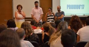 El projecte socioeducatiu Promou de Serveis Socials tanca la sisena edici� amb la participaci� de 26 menors