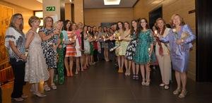 Les festes de Vila-real reten homenatge a les reines de tota la seua hist�ria en un �ltim dissabte de m�sica, germanor i esports