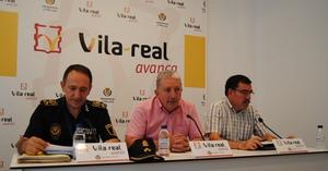 Vila-real acomiada unes festes en honor a la Mare de D�u de Gr�cia marcades per la seguretat i l'alta participaci�
