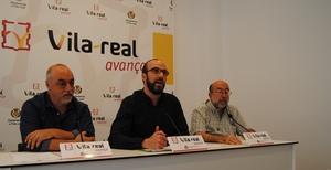 El Correllengua porta la seua flama als col�legis i carrers de Vila-real amb Xarxa Teatre i una cercavila c�vica del 27 al 29 de setembre