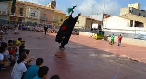 El Correllengua arriba a les escoles per a reivindicar la normalitzaci� del valenci�