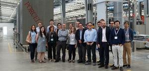 Els congressistes del VI Meeting on Economics visiten Porcelanosa
