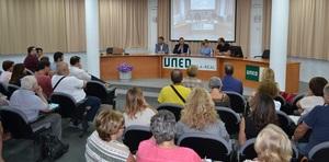 El 10� aniversari de la Llei de Depend�ncia obri el curs de les Confer�ncies Blanques de la UNED de Vila-real