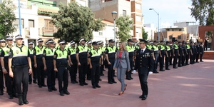 Vila-real reconeix la tasca de la Policia Local com un cos referent que