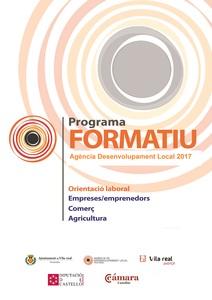Programa Formatiu Portal Treball 2017 - Empreses d'economia social, una oportunitat per a l'ocupaci�