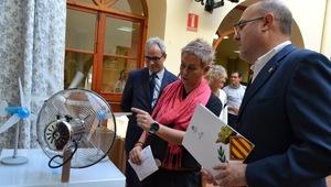 El 'Museu del gas' s'instal�la fins al 31 de desembre a la Casa dels Mundina per a abordar la hist�ria i el futur energ�tic