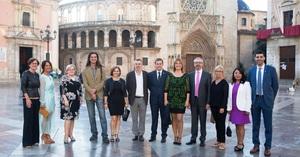 Benlloch felicita el vila-realenc Quique i el Fons de la Solidaritat per les distincions de la Generalitat amb motiu del 9 d'Octubre