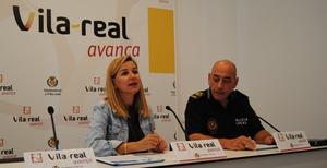 La Policia Local inicia un nou curs d'educaci� vi�ria que arribar� a 2.855 menors de diferents edats de Vila-real