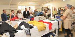 La Fundaci� Tots Units presenta a la Generalitat el seu treball per a la inserci� laboral a Vila-real