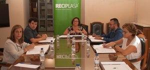 Reciplasa aprova per unanimitat un pressupost de quasi 15 milions d'euros per al 2018 per al tractament dels residus urbans
