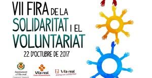 La Fira de la Solidaritat i el Voluntariat de Vila-real prepara la setena edici� amb els premis del cartell anunciador