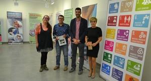 Vila-real refor�a la xarxa de cooperaci� del Fons Valenci� per  la Solidaritat a la prov�ncia amb una exposici� conjunta