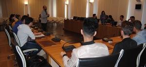 Alumnes del Broch i Llop s'apropen al funcionament de l'Administraci� local