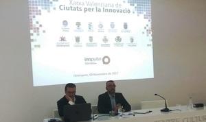 Benlloch llan�a a Ontinyent la Xarxa de Ciutats per la Innovaci� com a eix per a promoure la cultura innovadora a la Comunitat