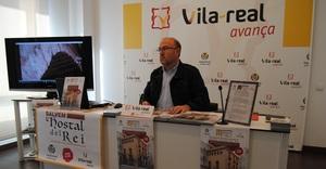 Vila-real activa la campanya informativa per a 'salvar' l'Hostal del Rei i promoure la seua recuperaci� per al patrimoni municipal
