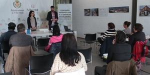 El programa d'Itineraris d'inserci� sociolaboral per a persones en risc d'exclusi� inicia els cursos formatius