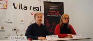 La Coral Sant Jaume estrena disc commemoratiu i solidari amb nadales internacionals i tamb� de Vila-real i la Plana