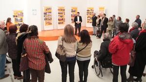 La Plataforma de la Llei de Depend�ncia de Vila-real recorda en una mostra els 10 anys de l'aprovaci� de la normativa
