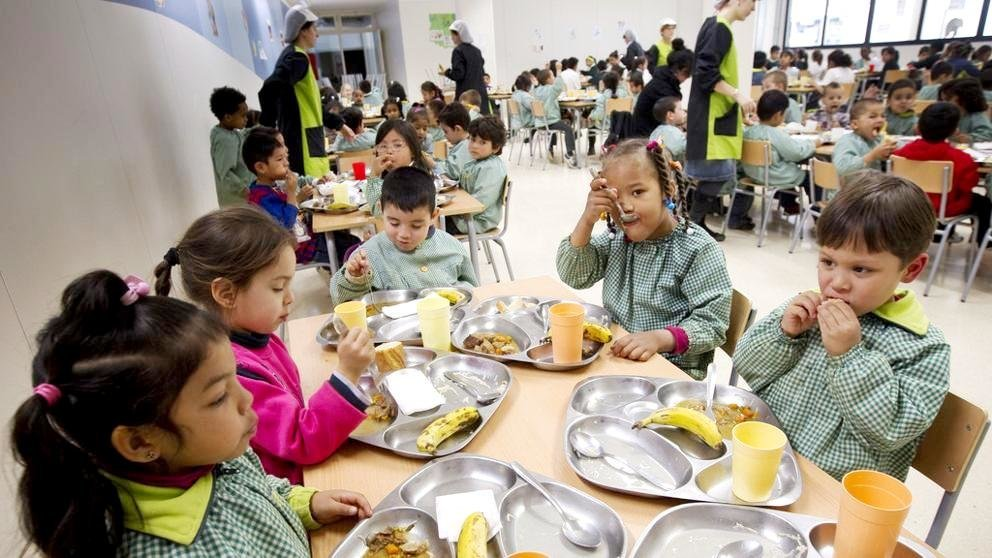 Formación para el empleo - Monitor de comedor escolar - Ayuntamiento ...