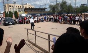 Dansa als instituts inaugura la programaci� del VIII Vila-real en Dansa