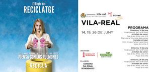 Vila-real se suma al Repte del Reciclatge d'Ecoembes amb l'objectiu d'incrementar almenys un 15% la recollida d'envasos