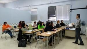 L'EOI de la Plana Baixa obri el proc�s d'admissi� i matr�cula per al curs 2019-2020
