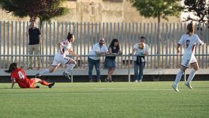 La IV Girl's Cup reuneix equips nacionals i internacionals de l'elit del futbol femen�