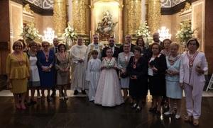 Benlloch participa en la festivitat del Sagrat Cor de Jes�s