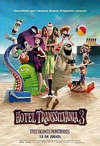CINEMA D'ESTIU - Hotel Transsilv�nia 3