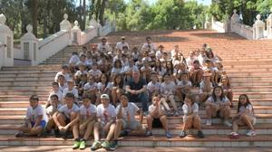 L'Escola Esportiva d'Estiu acomiada la 35a edici�, amb prop de 600 xiquets en els diferents torns