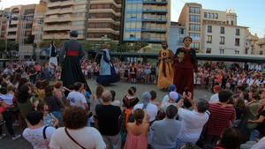 'El dol�ainer de Tales' de Xarxa Teatre torna a Vila-real pel 30� aniversari del Trull